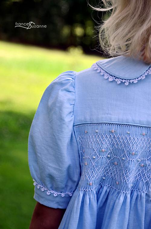 Ellen McCarn: Yoke Dress