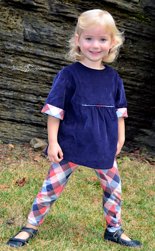 Oliver + S, Hide and Seek Tunic
