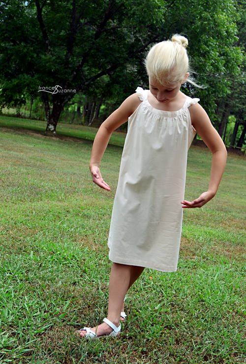 "Oliver + S, ""Heirloom"" Badminton Dress"