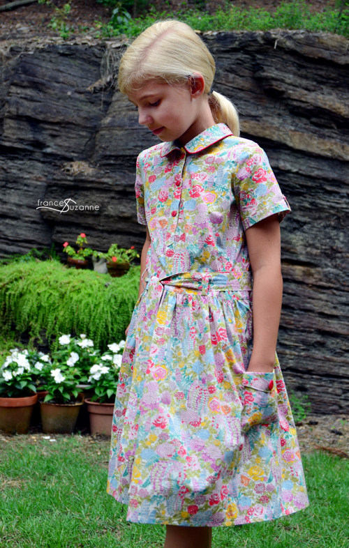 Oliver + S, Jump Rope Dress