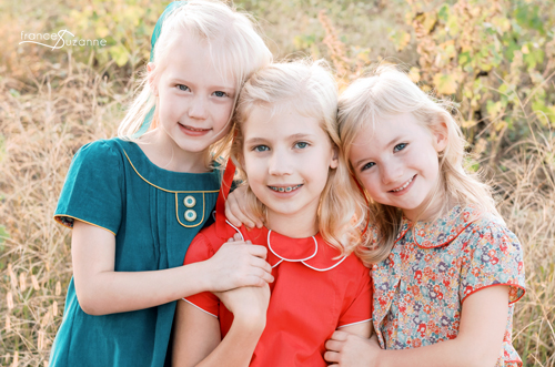 Frances Suzanne: Sewing with Sisters