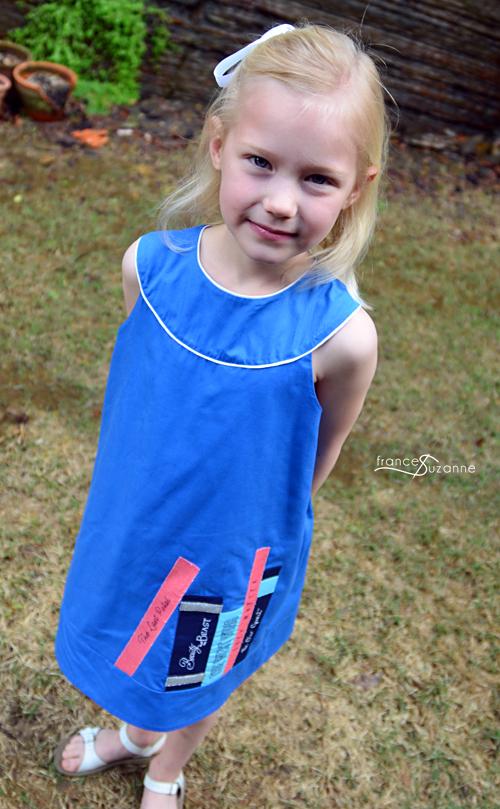 Sewing for Disney: Belle {Children's Corner, Jacqueline}