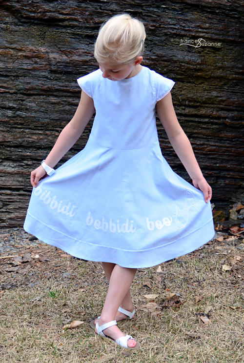 Sewing for Disney: Cinderella {Made Everyday, First Day Dress}