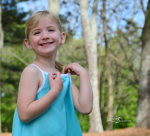Sewing for Disney: Elsa {LouBee Clothing, Shandiin}