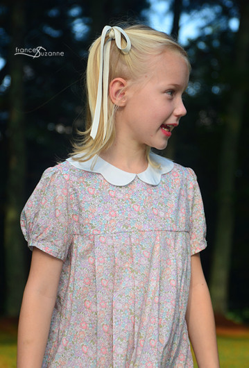 Children's Corner, Lee {with pleats and a collar variation}