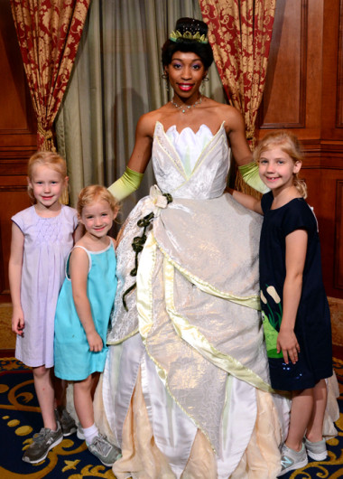 Sewing for Disney: Elsa, Tiana, Rapunzel